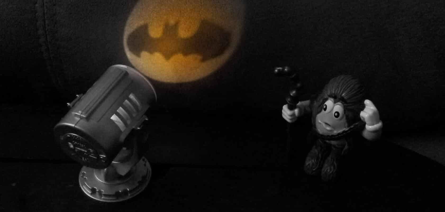 Chewbacca Batsignal