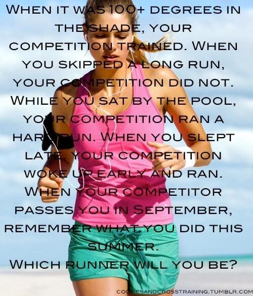Running is Miserable Fitness Meme