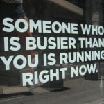 Reasons or Excuses Not to Run?