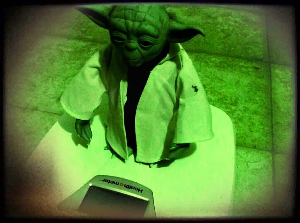 Yoda Weight Loss Plateau