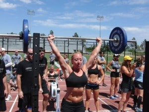 Women and Weights 001