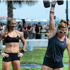 Women and Weights 003