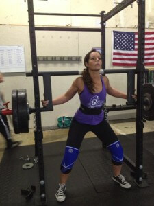 Women and Weights 004