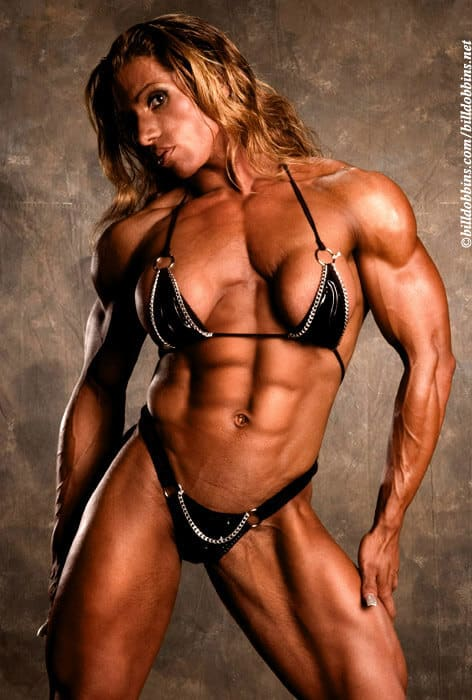 Women and Weights 005