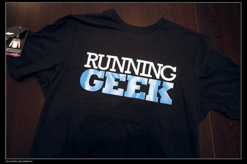 Running Geek T-Shirt