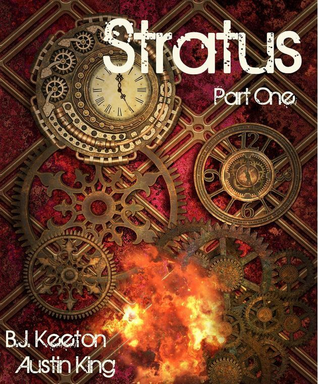 Stratus: A Steampunk Novel (Part One) Cover