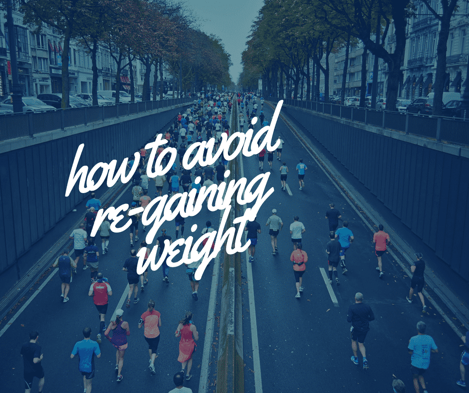 Why you're likely to gain back all the weight you've lost–and how to avoid it.