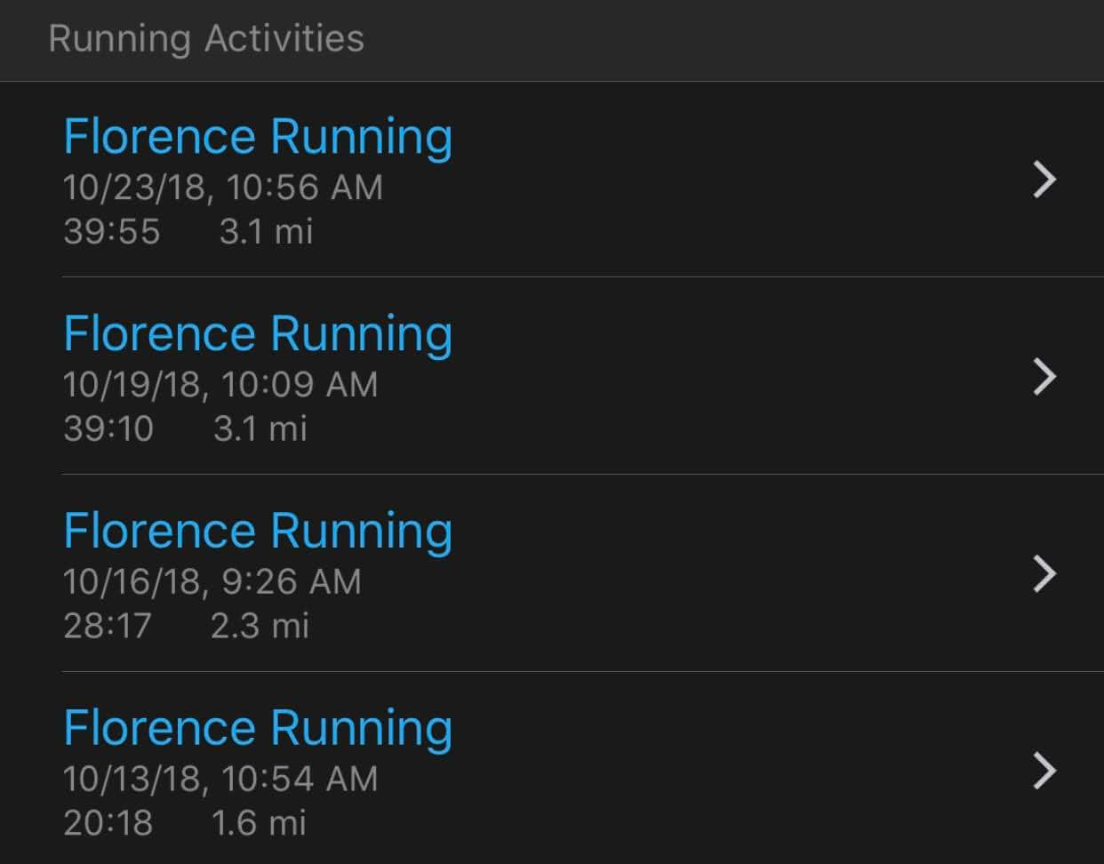 My attempts to begin running again amidst grief and depression