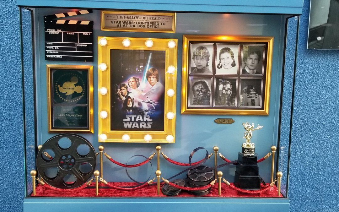 runDisney Star Wars Weekend 2018: Day 1 (Arriving in Orlando)