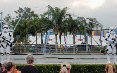 runDisney Star Wars Races 2018: Day 2 (5k Race Recap)